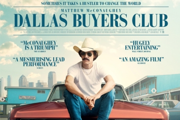 Will McConaughey steal Best Picture?